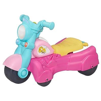 Playskool Rocktivity Walk N Roll Rider, Pink: Toys & Games