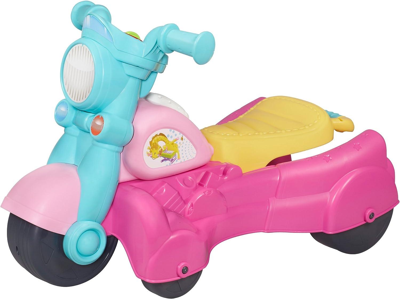 B0085UA7UU Playskool Rocktivity Walk N Roll Rider, Pink 71l2e1JddeL