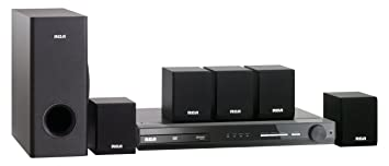 home theater systems. RCA RTD3133H DVD Home Theater System Systems