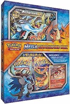 Pokemon TCG Mega Charizard Caja: Amazon.es: Juguetes y juegos