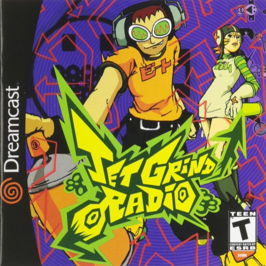 Jet Grind Radio by Sega (Image #2)