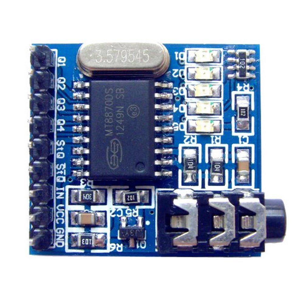 Demarkt MT8870 DTMF Stimme Decodierung Modul Telefon Modul