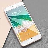 Protection d'écran iPhone 8 / iPhone 7, Samione iPhone 8 verre trempé Ultra Résistant Dureté 9H Écran Anti-Scratch Sans Bulles de Film Protection pour iPhone 8 / iPhone 7 Screen Protector (3 Pack)