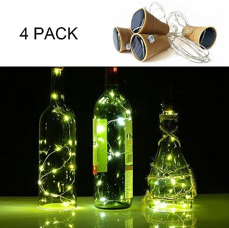 Botellas plasticas decoradas de navidad