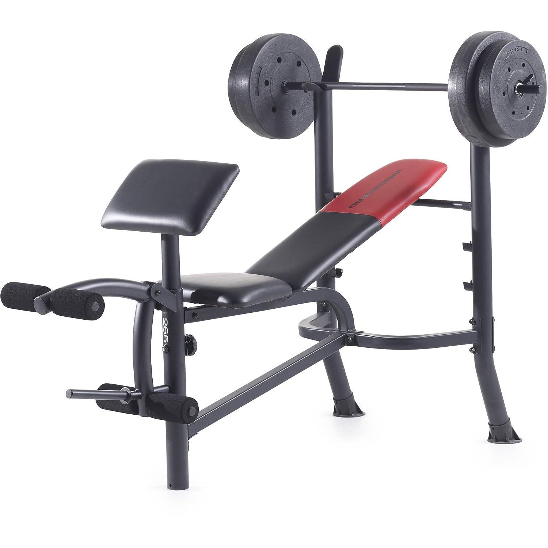 Weider Pro 265 Bench Press
