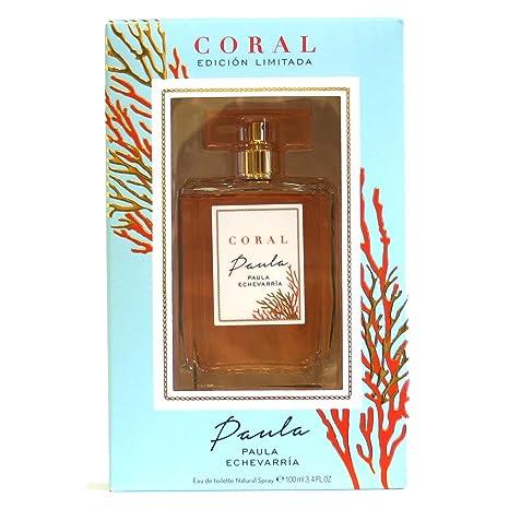 Paula Eau Spray Toilette Echevarra De Coral mPvnyN80Ow