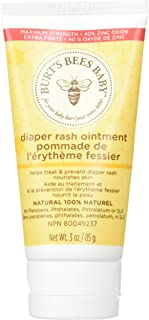 product image for Burt's Bees Baby Diaper Rash Ointment 3 oz (Pack of 3)