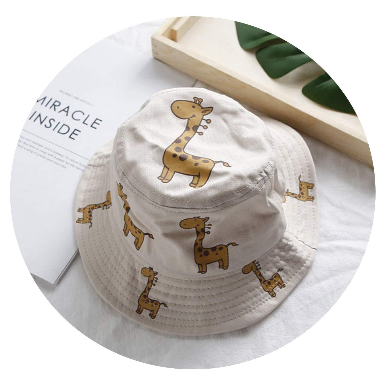 Prime Casual Giraffe Print Baby Bucket Hat Summer Children Kids Evergreenethics Interior Chair Design Evergreenethicsorg
