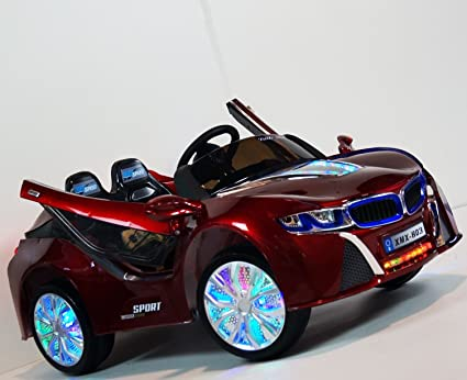 Amazon Com Electric Car New Bmw Sport Style Power Wheels With