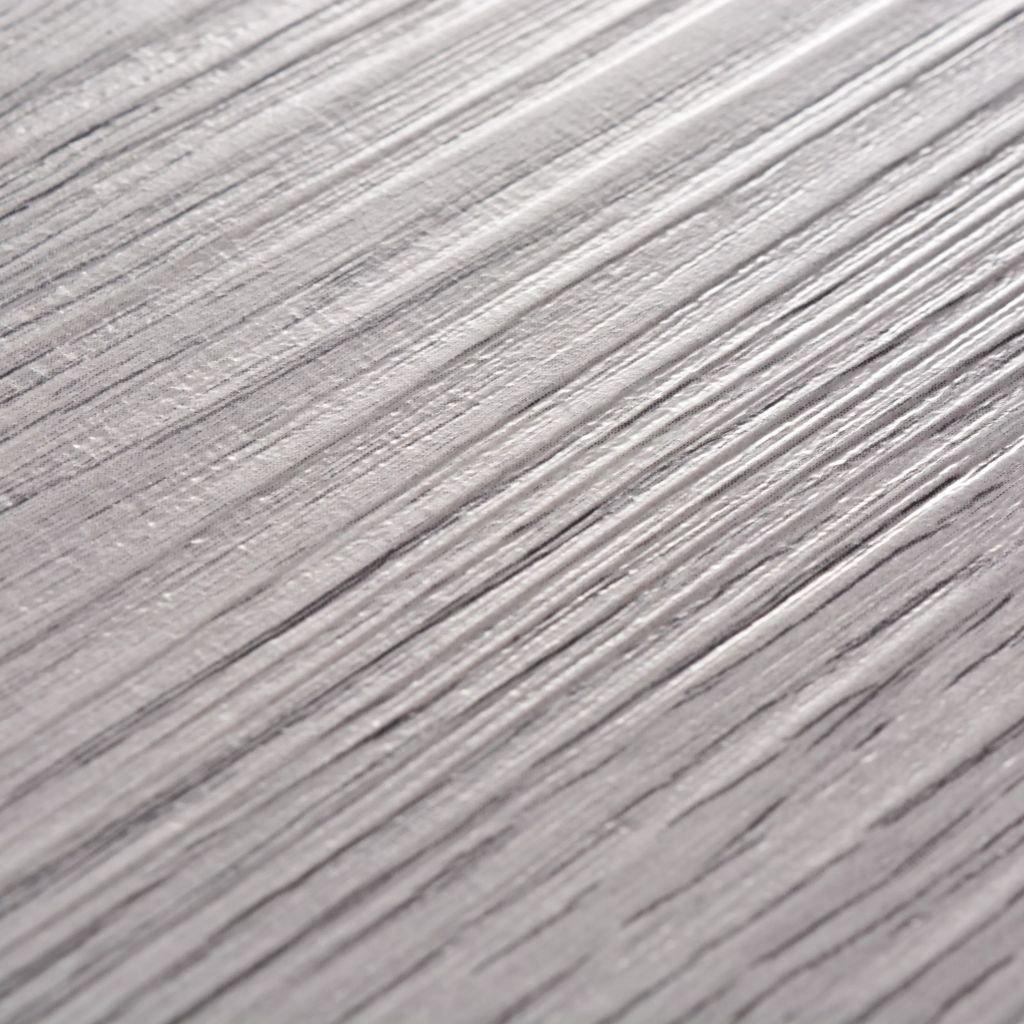 PVC Laminat Dielen Selbstklebend PVC-Bodenbelag 5,02 m/² Rutschfest Fu/ßbodenbelag f/ür K/üche Festnight 36 Stk Flur oder Wohnzimmer Bad