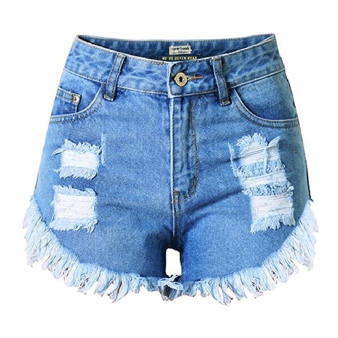 Mujeres Moda Estirar Dril De Algodón Pantalones Primavera ...