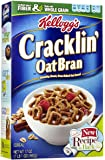 Kellogg's Cracklin' Oat Bran Cereal - 17 oz