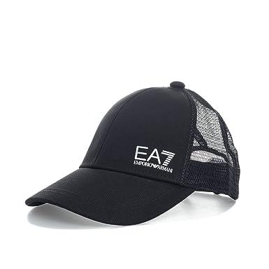 3945e452370 Amazon.com  Emporio Armani Ea7 Women s Emporio Ea7 Baseball Cap One ...