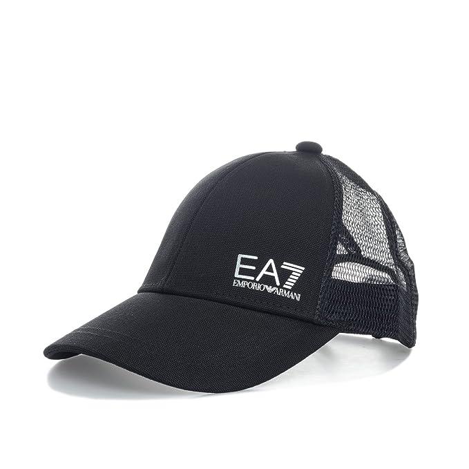 Amazon.com: emporio armani EA7 mujer EMPORIO EA7 Gorra de ...