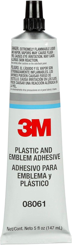 3M塑料和会徽胶粘剂