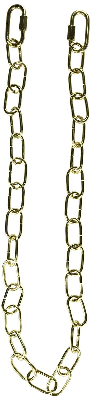 Kichler 2979PB Accessory Chain Standard Gauge 36-Inch Polished Brass Kichler Lighting