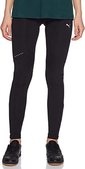 PUMA Ignite Womens Long Running Tights - Black