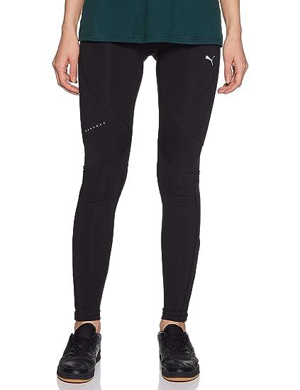02c5469d Amazon.com : PUMA Ignite Womens Long Running Tights - Black : Clothing