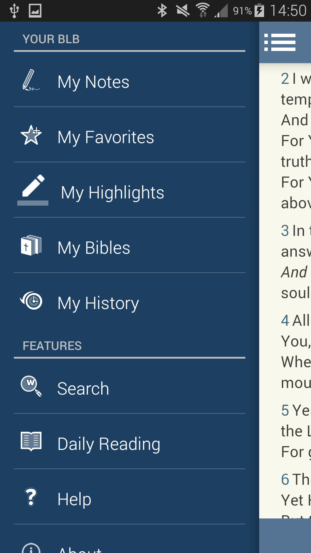 amazoncom blue letter bible appstore for android