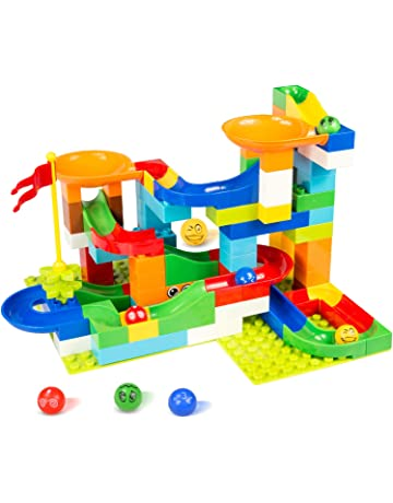 Amazon Com Marble Runs Toys Games
