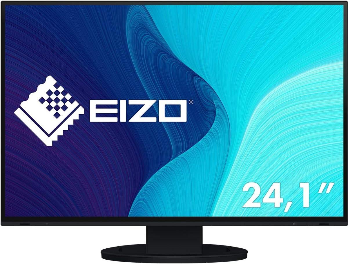 Eizo Flexscan Ev2495 Bk 61 1 Cm Monitor Black Computers Accessories