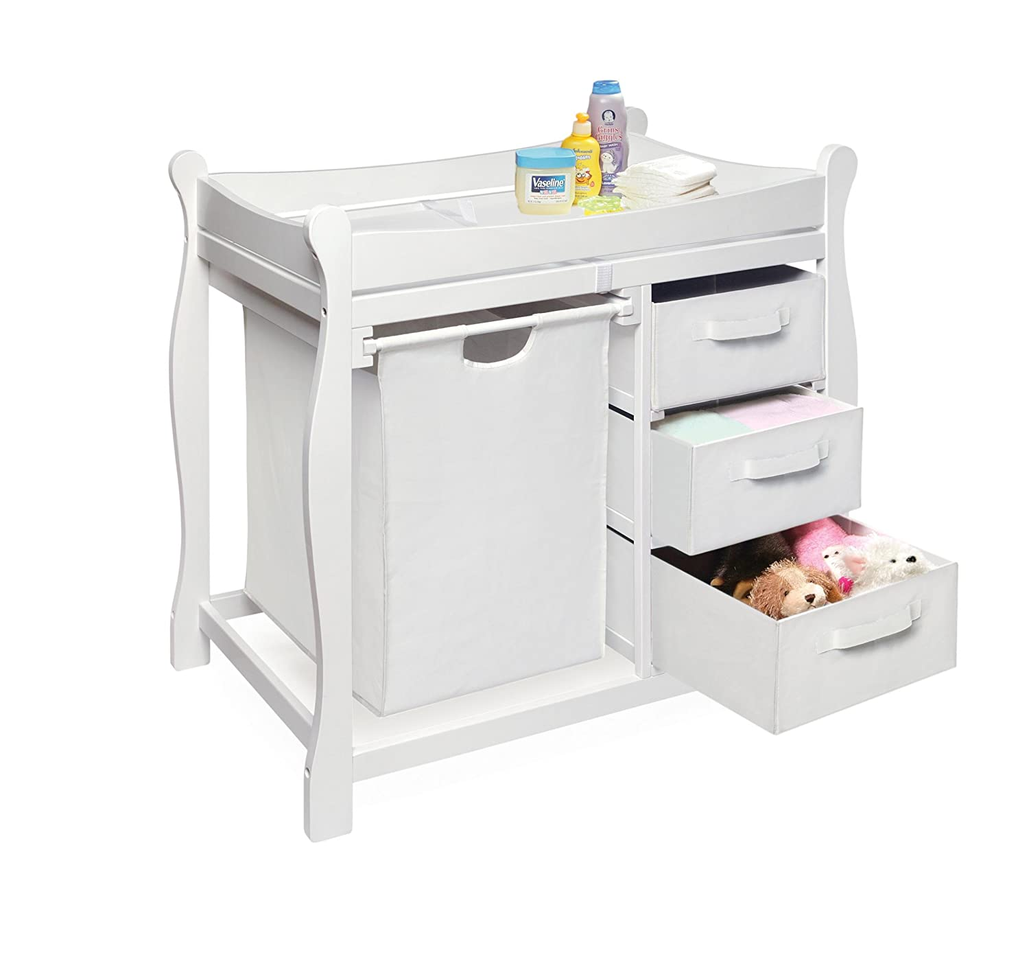 heavy drawers table com changing top with white dresser davinci tables autumn best storage baby drawer