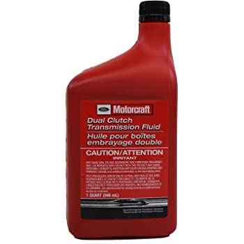 Genuine Ford Fluid XT-11-QDC Dual Clutch Transmission Fluid - 1 Quart