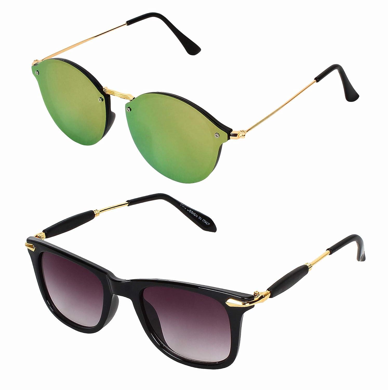 Black Wayfare Sunglasses Fashion Glasses Mens Ladies