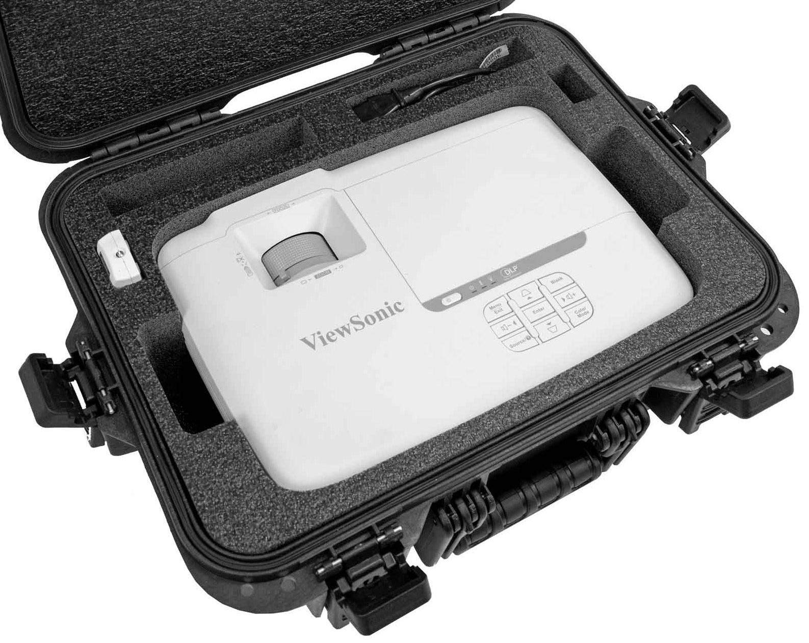 ViewSonic Compatible PX725HD Case Club Projector Case by Case Club