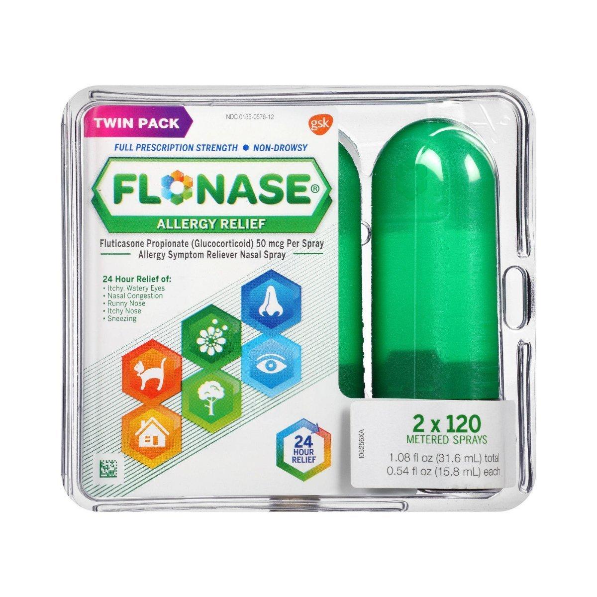 Amazon.com: Dristan 12-Hr Decongestant Nasal Spray, 6