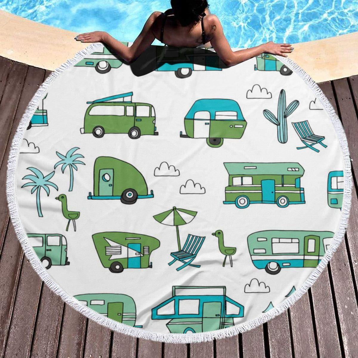 Overlook Hotel Carpet The Shining Microfiber Bath Towel Beach Towel Beach Blanket Quick Dry Towel for Travel Swim Pool Yoga Camping Gym