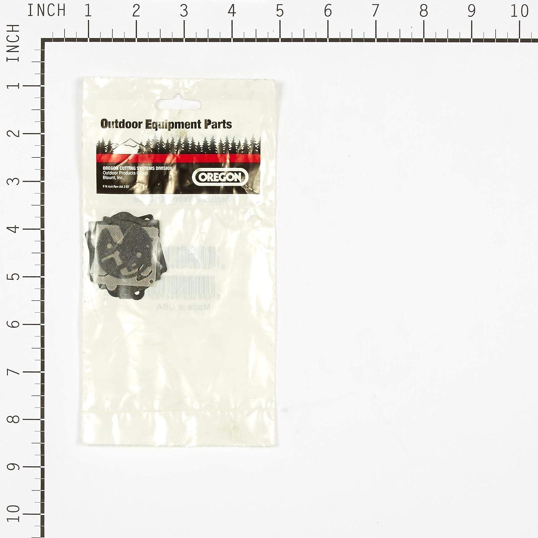 Black D1HDB 350-518 Oregon 49-806 Diaphragm and Gasket Kit Replaces Walbro D10HDB