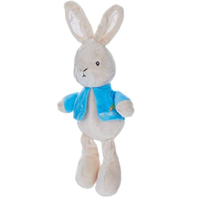"KIDS PREFERRED Beatrix Potter Peter Rabbit Beanbag Stuffed Animal Plush Bunny, 10.5"": Toys & Games"