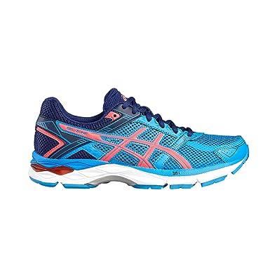 Blue Asics Chaussures Gel T65tq4320 Zone Eu 4diva 39 5 Running qBx1BPRt
