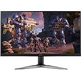 """Acer KG271U bmiippx 27"""" WQHD (2560 x 1440) TN Gaming Monitor with AMD FREESYNC Technology (2 x Display & 2 x HDMI Ports) blac"""