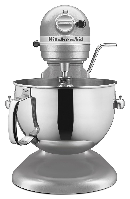 Amazon.com: KitchenAid KL26M1XSL Professional 6-Qt. Bowl-Lift Stand ...