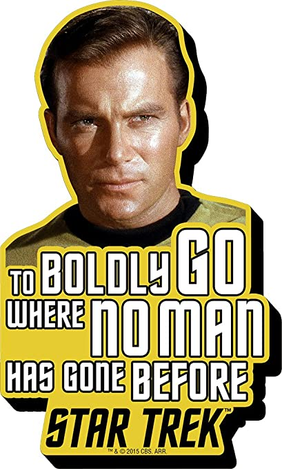 Spock Funky Chunky Magnet Aquarius Star Trek