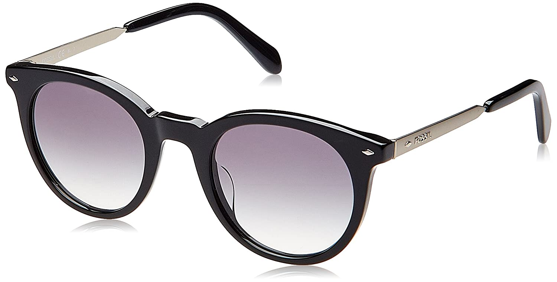 988687e80d Fossil UV Protected Round Unisex Sunglasses (FOS 2053 S CSA