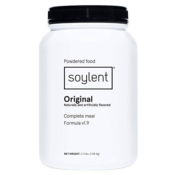 soylent 1 year diet