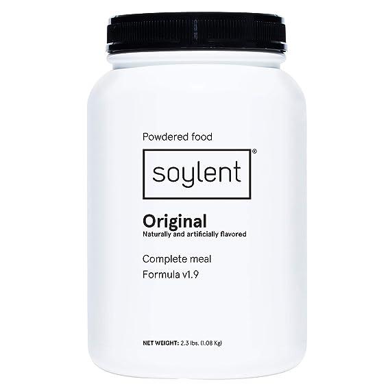 1 month soylent diet