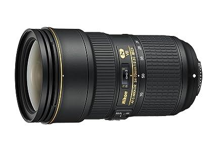 31a3353778 Amazon.com   Nikon AF-S FX NIKKOR 24-70mm f 2.8E ED Vibration ...