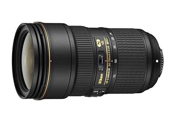 Nikon 24-70mm f/2.8E ED VR Lens