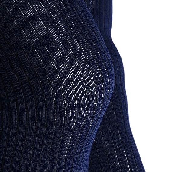 Baoblaze Calcetines de Mujer Sobre Rodilla Punto Alto Muslo para Espectáculos Teatrales Fiestas de Cosplay - Armada, única: Amazon.es: Ropa y accesorios