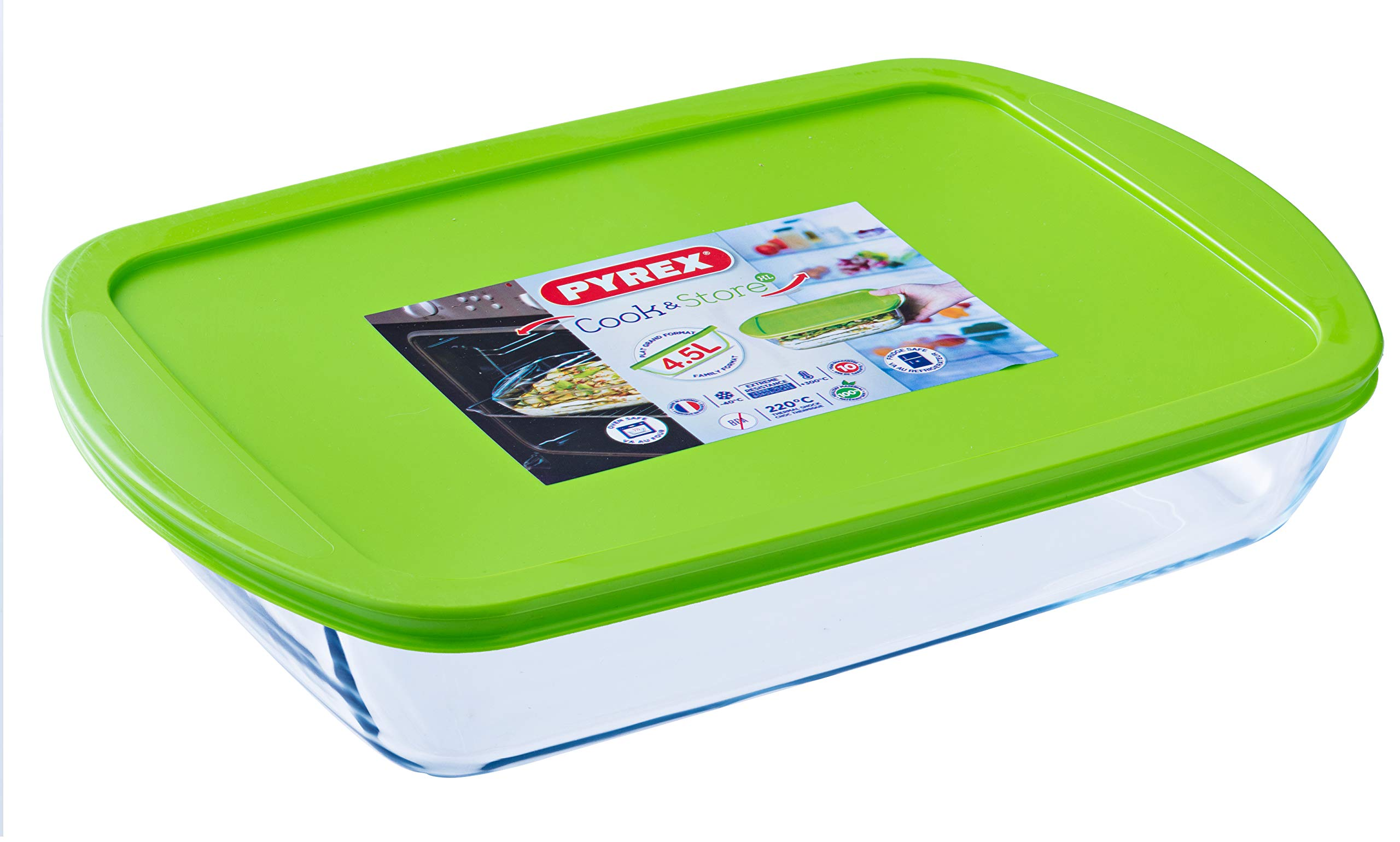 Pyrex 4937755 Baking dish Borosilicate glass by Pyrex