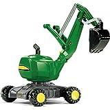 Rolly Toys 421022 - Veicolo a Pedali Digger John Deere