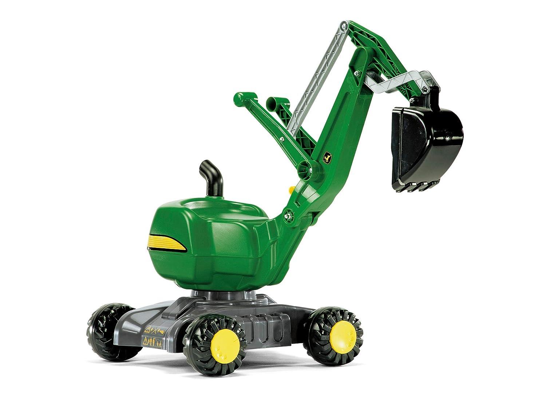 Rolly Toys Rolly Digger Kinderbagger - Sandkasten Bagger - Sandbagger