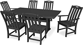 product image for Trex Outdoor Furniture Yacht Club Dining Set, Charcoal Black