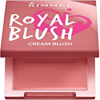 Rimmel London Royal Blush, Royal Queen #004, 3.5 g