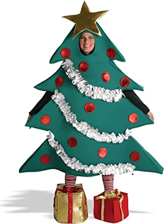 Rasta - Disfraz de árbol de navidad, talla L (133856): Amazon.es ...
