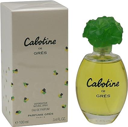 Perfume CABOTINE DE GRES de Parfums Gres para mujer, perfume en espray de 3.4 onzas: Amazon.es: Belleza